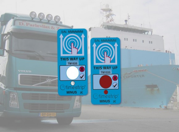 New Timestrip Minus temperature indicator set to revolutionize cold chain management systems