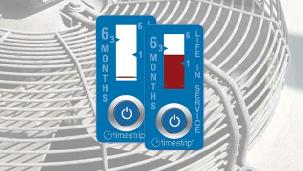 Camfil Farr Group adopts Timestrip 'Life in Service' indicators for component replacement