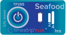 Timestrip Seafood Indicator
